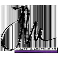 J. Martin Marketing .Co Logo